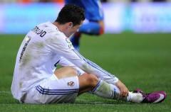 Cristiano Ronaldo estará entre 2 y 3 semanas de baja por una lesión muscular