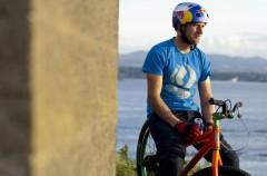 Conociendo a Danny MacAskill, biker escocés que ha rodado con Red Bull el documental 'Way Back Home'