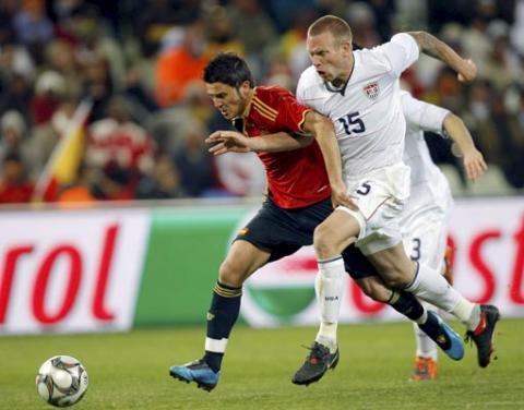 La selección española de fútbol jugará este verano ante EEUU en Boston
