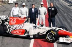 Pretemporada Formula 1: Hispania Racing Team presentó el F111, monoplaza con el que afronta su segunda temporada