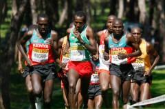 Dominio keniata en los Mundiales de Cross celebrados en Punta Umbría