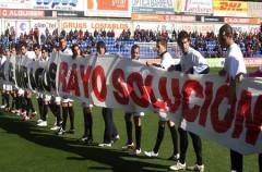 Los jugadores del Rayo Vallecano amenazan con la huelga