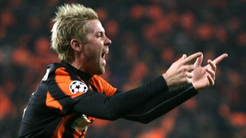 Liga de Campeones 2010/11: el Shakhtar Donetsk gana por 3-0 a la Roma y se mete en cuartos