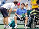 Master de Indian Wells 2011: Tommy Robredo se retira por lesión