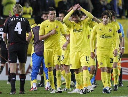 El Villarreal ya está en cuartos de final de la Europa League