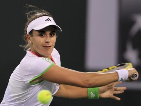 WTA Marbella: Tres españolas a segunda ronda; WTA Charleston: Wozniacki y Stosur a octavos de final