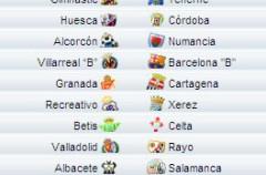 Liga Española 2010/11 2ª División: previa, horarios y retransmisiones de la Jornada 32