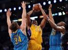 NBA Playoffs 2011: Lakers y Spurs igualan sus series