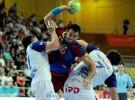 Copa del Rey de balonmano 2011: Barcelona y Valladolid jugarán la otra semifinal