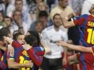 Liga de Campeones 2010/11: el Barcelona gana por 0-2 al Real Madrid con doblete de Messi y se acerca a Wembley
