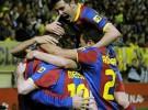Liga Española 2010/11 1ª División: el Barcelona gana por 0-1 en Villarreal y se acerca al título liguero