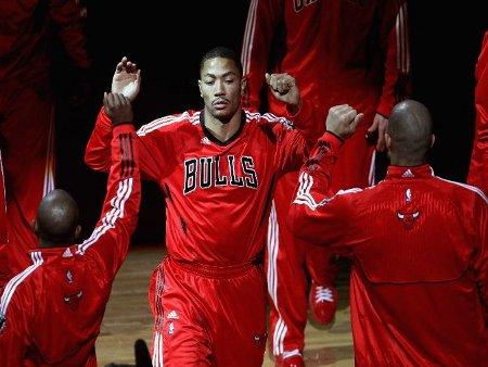 Derrick Rose y los Bulls son el mejor equipo de la NBA