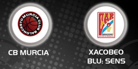 Adecco Leb Oro Jornada 34: CB Murcia y Obradoiro buscan el ascenso directo a la ACB en la última jornada