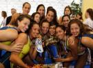 CN Sabadell ganó la Copa de Europa de waterpolo femenino