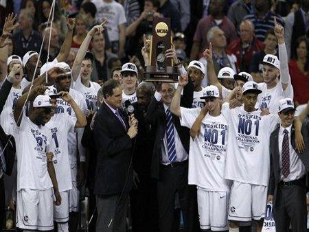 La Universidad de Connecticut logra su tercer título de la NCAA