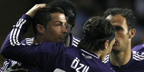Cristiano Ronaldo marco ante el Tottenham