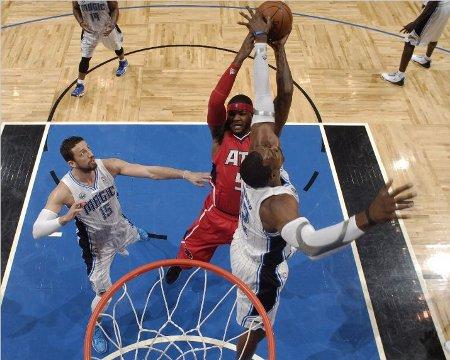 Dwight Howard es el Mejor Defensor de la NBA