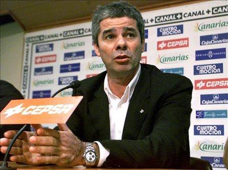 David Amaral vuelve a dirigir al Tenerife