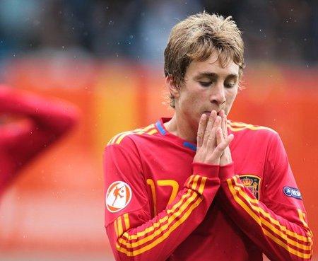 España no estará en el Europeo sub 17 de fútbol