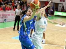Euroliga femenina 2011: Halcón Avenida y Spartak Moscú jugarán la final