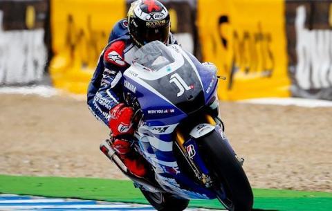 Jorge Lorenzo gana en Jerez