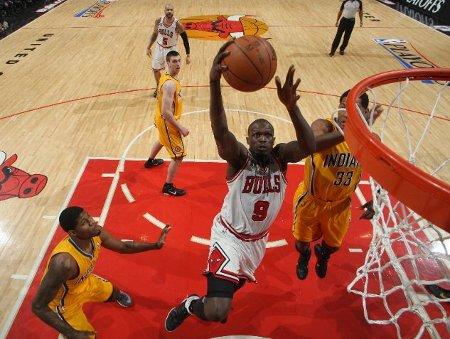 Luol Deng, alero de los Chicago Bulls