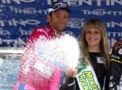 Michele Scarponi calienta motores para el Giro ganando en Trentino