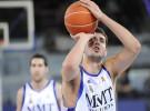 Nikola Mirotic consigue el premio 'Rising Star' de la Euroliga por delante de Víctor Claver