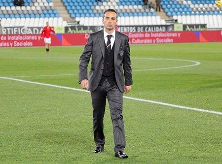 Oltra ya no es entrenador del Almería