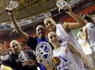 Perfumerías Avenida vuelve a ganar a Ros Casares y se proclama Campeón de la Liga Femenina de baloncesto