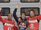GP de China 2011 de Fórmula 1: nueva pole para Sebastian Vettel, Alonso saldrá quinto y Alguersuari séptimo