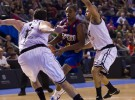 Liga ACB Jornada 28: Bilbao Basket gana a Regal Barcelona en la prorroga y Unicaja Málaga arrolla a DKV Joventut