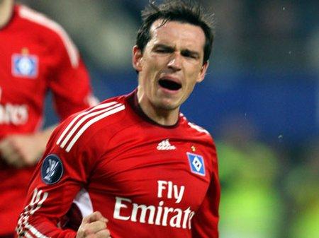 El jugador del Hamburgo Trochowski fichará por el Sevilla