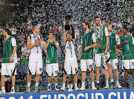 El UNICS Kazan se ha proclamado campeón de la Eurocup