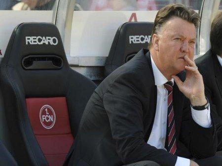 Louis Van Gaal ha sido despedido como entrenador del Bayern Munich