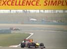 GP de China 2011 de Fórmula 1: Sebastian Vettel manda en los primeros libres, Alonso fue decimocuarto