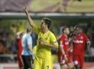 Europa League 2010/11: el Villarreal acaciria las semifinales tras ganar 5-1 al Twente