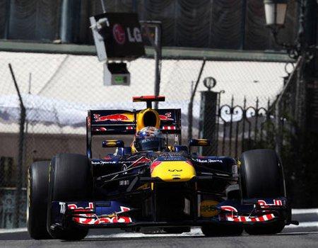 Sebastian Vettel gana el GP de Monaco 2011 de Formula 1