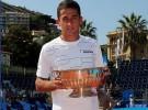 ATP de Nice: Nicolás Almagro campeón
