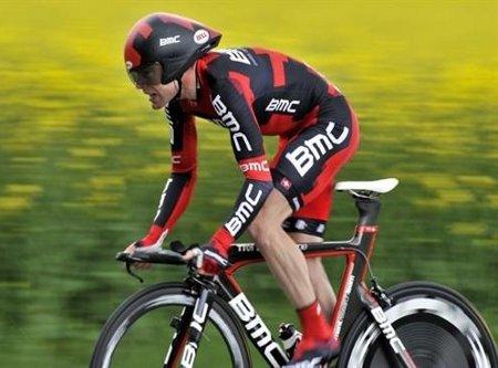 Cadel Evans gana el Tour de Romandia 2011
