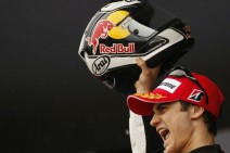 GP de Portugal de motociclismo 2011: triunfos de Pedrosa en MotoGP y de Terol en 125cc, podio para Simón en Moto2