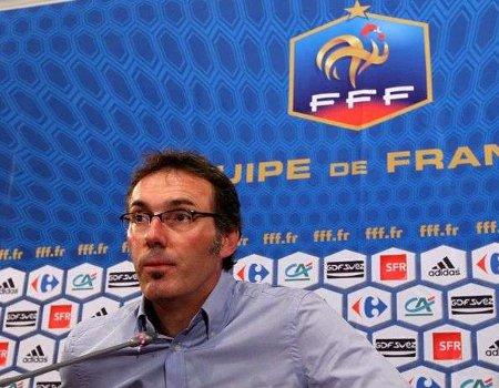 Laurent Blanc, seleccionador de Francia, acusado de racismo