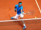 Roland Garros 2011: Rafa Nadal clasifica a cuartos de final, eliminado David Ferrer