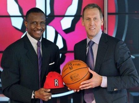 Dwane Casey, entrenador de Toronto Raptors