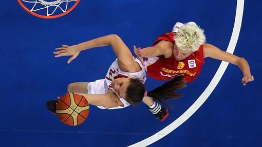 Eurobasket femenino 2011: Francia y Turquía jugarán la segunda semifinal