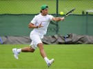 Wimbledon 2011: Rafa Nadal y Feliciano López ganan en primer día de lluvias