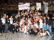 El Santos de Neymar gana la Copa Libertadores 2011