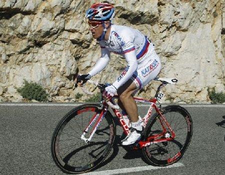 Alexandr Kolobnev ha dado positivo en el Tour de Francia 2011
