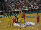 Preparación Eurobasket Lituania 2011: así vivimos la victoria de España ante Australia en Murcia