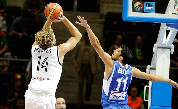 Eurobasket de Lituania 2011: resumen de la Jornada 1 de la primera fase